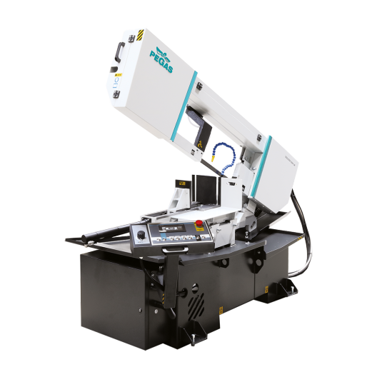 Гравитационный ленточнопильный станок 360×500 GH-LR, консольный фото