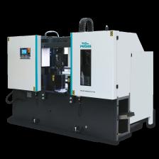 Двухколонный ленточнопильный станок для резки под прямым углом 400×400 Herkules X-CNC фото