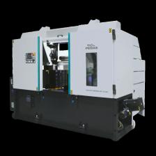 Двухколонный ленточнопильный станок для резки под прямым углом 510×510 Herkules X-CNC фото