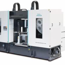 Двухколонный ленточнопильный станок для резки под прямым углом  850×1000 Herkules X-CNC фото