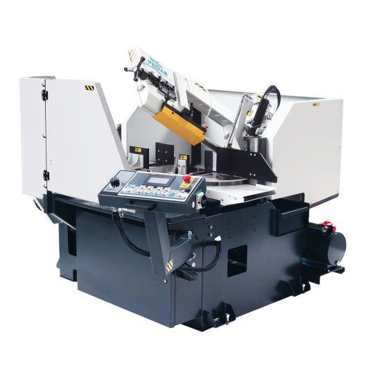Автоматический ленточнопильный станок консольный  PEGAS 230×280 A-CNC-R (Ленточная пила по металлу) фото
