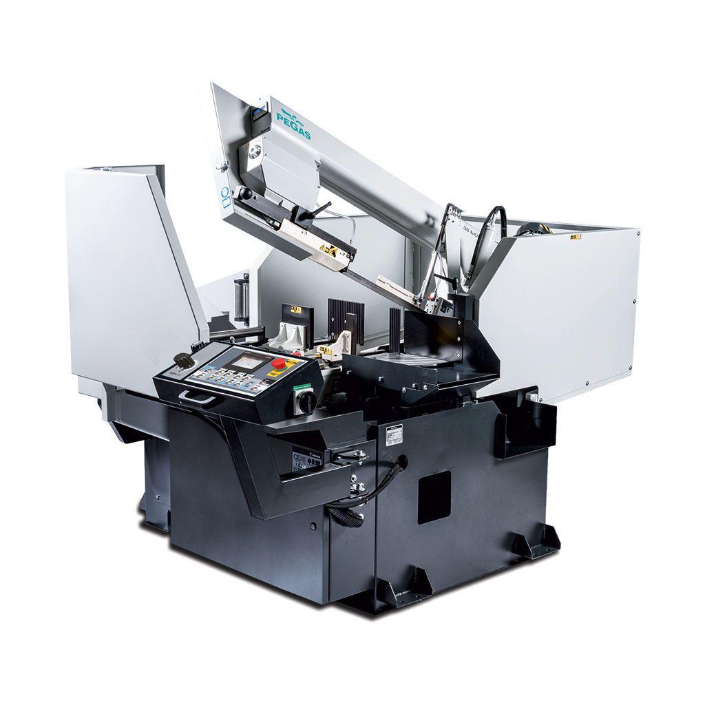 Автоматический ленточнопильный станок консольный 300×320 A-CNC-R (2 поколение, ШВП) фото