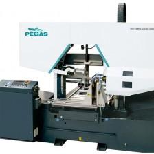 Двухколонный ленточнопильный станок для резки труб и профиля  600 CAMEL X-CNC-2000 фото